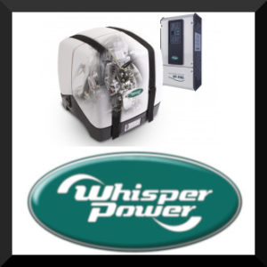 High Quality Sailboat Hardware from Whisper Power